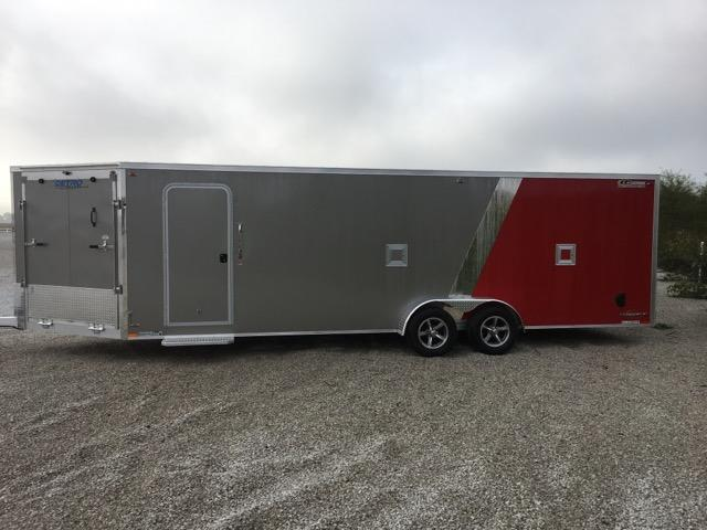 2017 Legend Explorer 7X29 Snowmobile Trailer