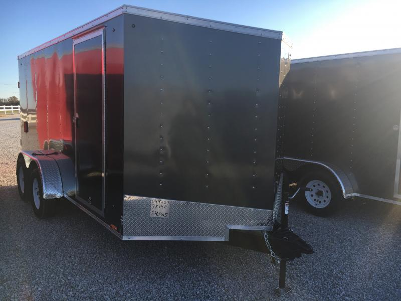 209 Cargo Express 7X14 Cargo / Enclosed Trailer