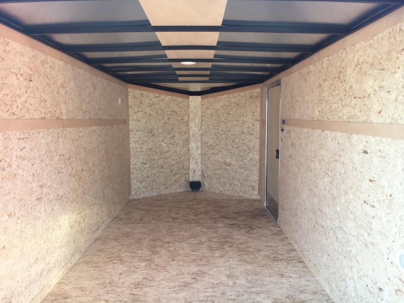 209 Cargo Express 7X14 Cargo / Enclosed Trailer