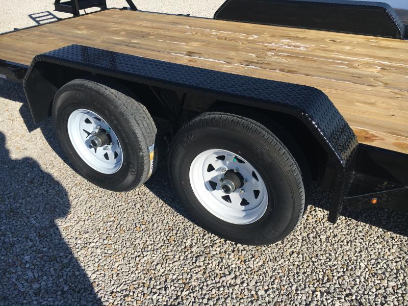 2019 Sure-Trac 7 x 20 Implement 10K Flat Deck