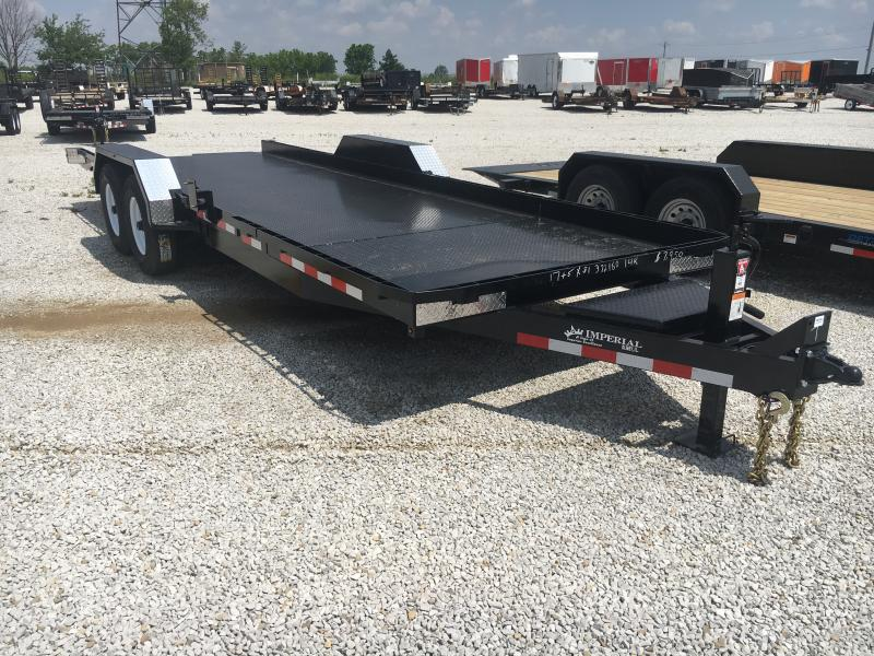 2019 Imperial 22 FT. Splitfloor Wideboy Equipment Trailer
