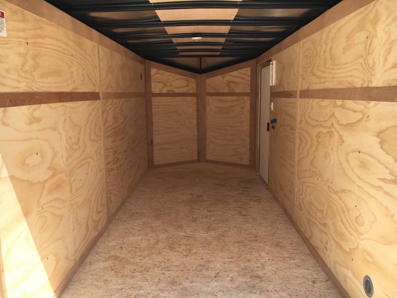 2020 United Trailers 6X14 Enclosed Cargo Trailer