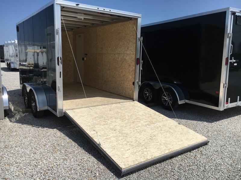 2019 EZ Hauler 7X14 Enclosed Cargo Trailer