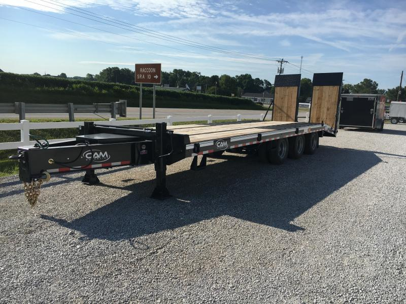 2019 Cam Superline 8.5X29 Equipment Trailer