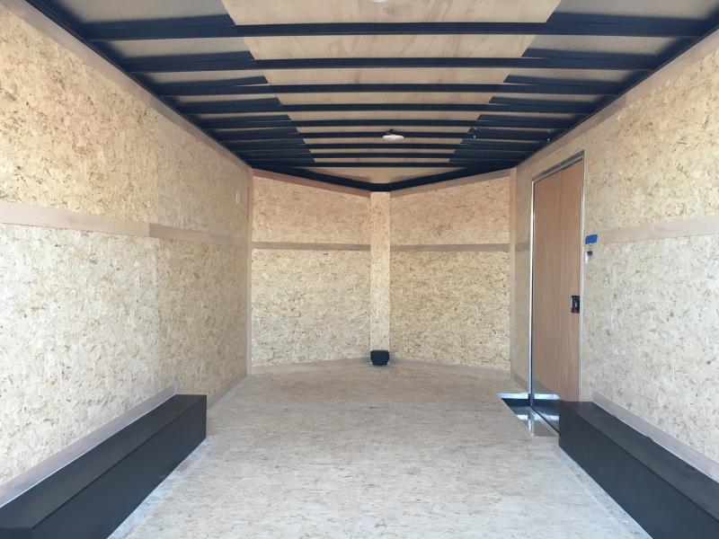 2019 Cargo Express Xlw Se 85 Wide Cargo 7k Cargo / Enclosed Trailer