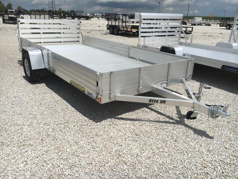 2020 Aluma 81X14 Utility Trailer in Ashburn, VA
