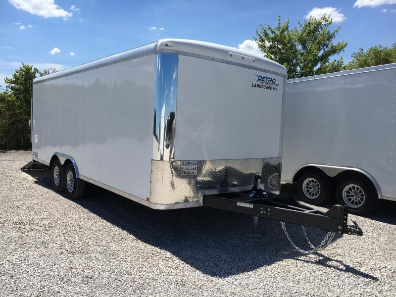 2018 Sure-Trac 8.5 x 20 Landscape Pro RT Cargo TA 10K in Ashburn, VA