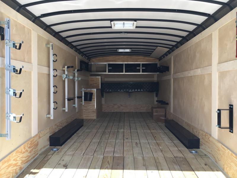 2018 Sure-Trac 8.5 x 20 Landscape Pro RT Cargo TA 10K