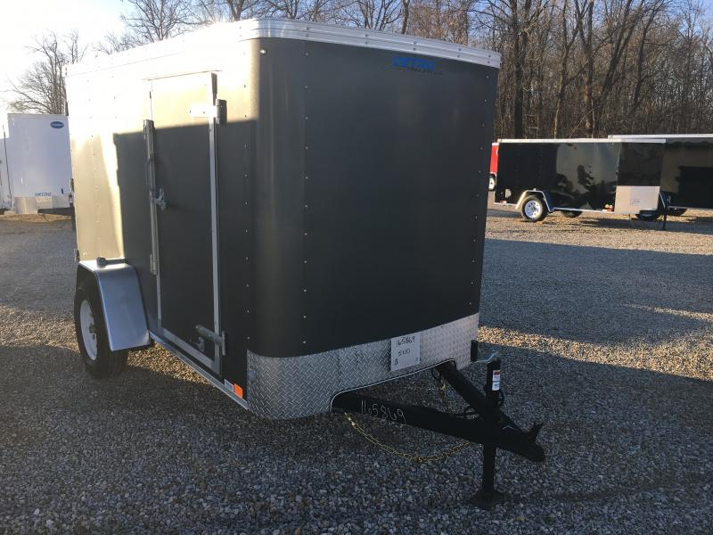 2019 United Trailers 5X10 Enclosed Cargo Trailer
