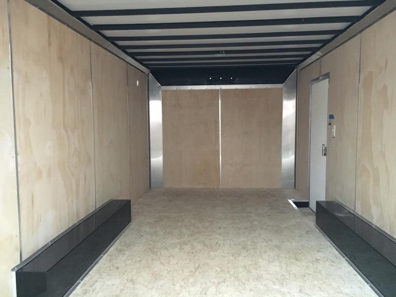 2019 Sure-Trac 8.5 x 16 Contractor Pro BN Cargo TA 10K