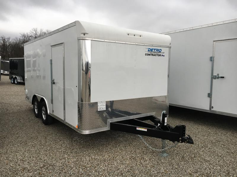 2019 Sure-Trac 8.5 x 16 Contractor Pro BN Cargo TA 10K in Ashburn, VA