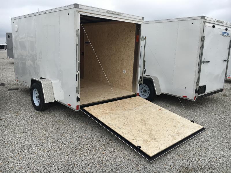 2019 Cargo Express 6X12 Enclosed Cargo Trailer