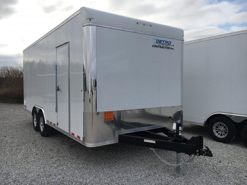 2019 Sure-Trac 8.5 x 20 Contractor Pro BN Cargo TA 14K