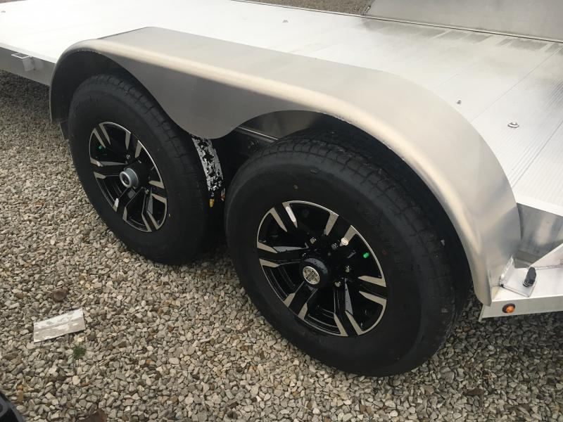 2019 Aluma 82X20 Car / Racing Trailer