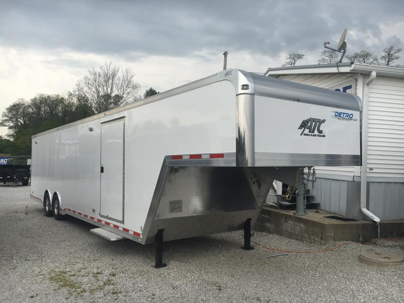 2020 ATC 8.5X40 Car / Racing Trailer