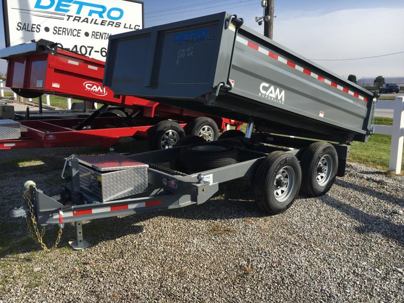 2019 Cam Superline 3 WAY DUMP Dump Trailer in Ashburn, VA