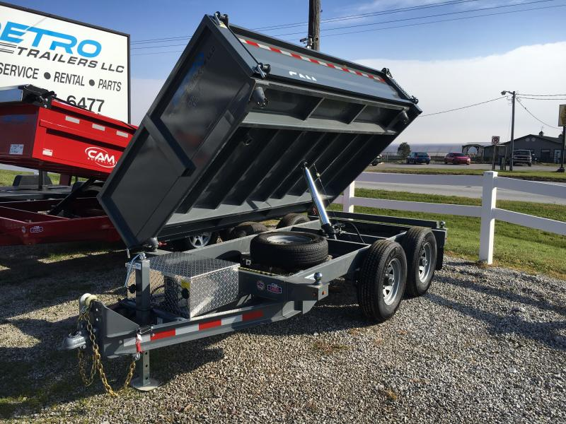 2019 Cam Superline 3 WAY DUMP Dump Trailer
