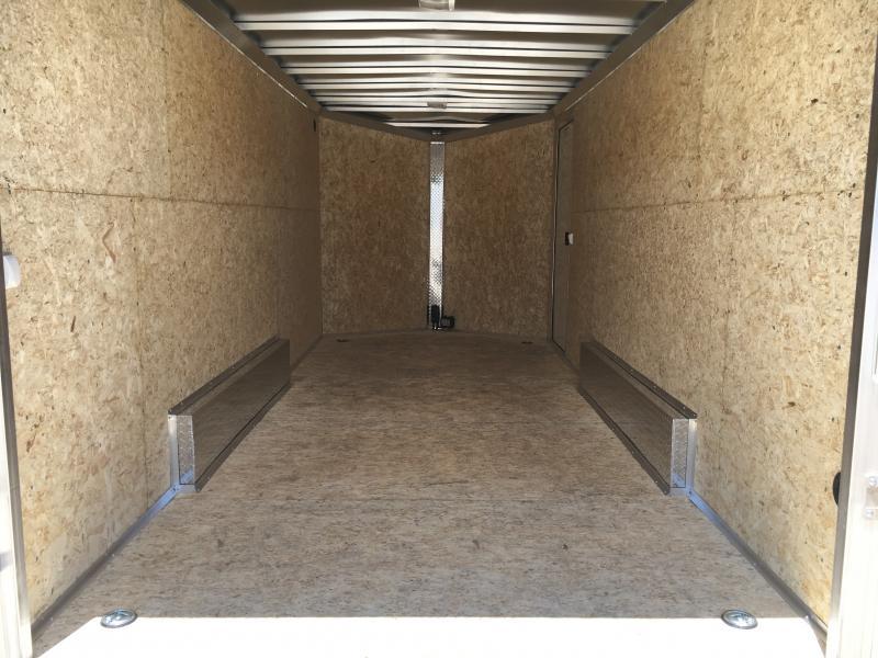 2019 EZ Hauler 7.5X18 Enclosed Cargo Trailer