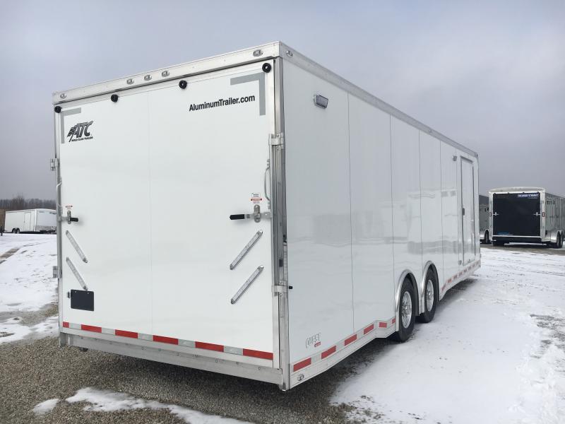 2019 ATC 8.5X28 Car / Racing Trailer