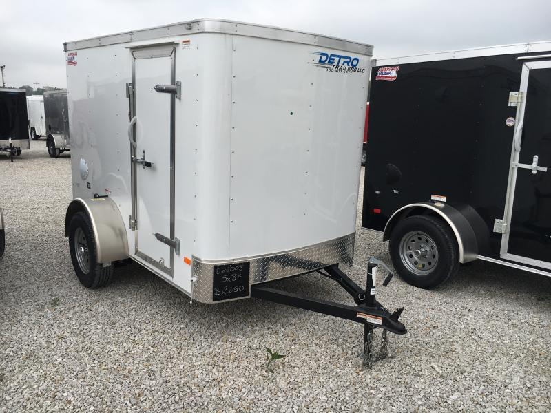 2018 American Hauler Industries 5X8 Enclosed Cargo Trailer in Ashburn, VA