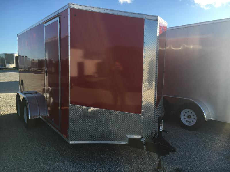 2019 Cargo Express 7X14 Cargo / Enclosed Trailer in Ashburn, VA
