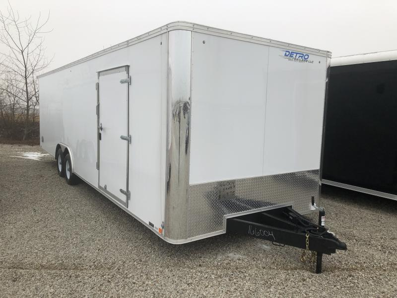 2019 United Trailers 8.5X28 Car / Racing Trailer