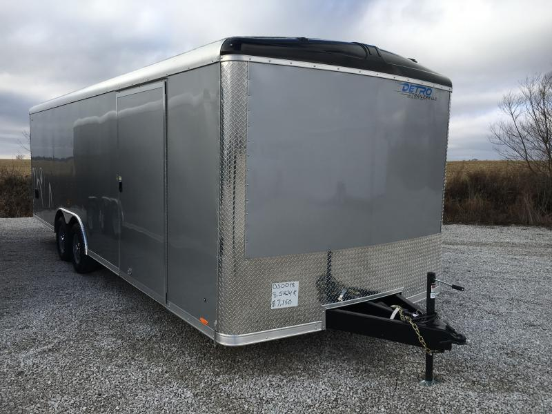 2019 Cargo Express 8.5X24 Car / Racing Trailer