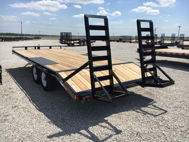 2018 Sure-Trac 8.5 X 17 + 3FT Beavertail Deckover 10k