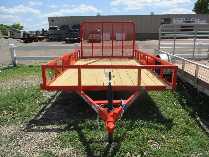2019 Load Trail 77x12 Single Utility Trailer
