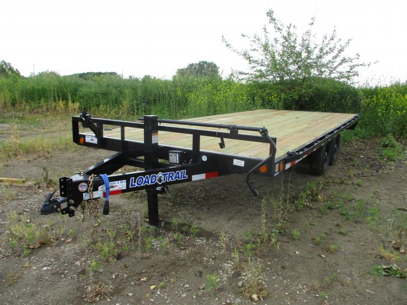 "2019 Load Trail 102""X20' Deck Over Equipment Trailer"
