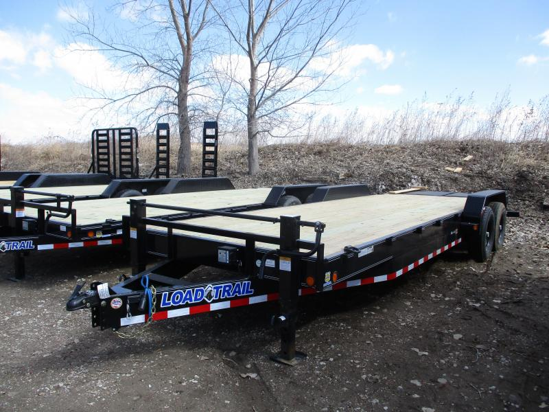 2019 Load Trail 83x24 Tandem Axle Carhauler Trailer