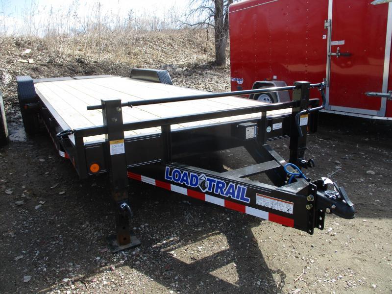 2019 Load Trail 83x24 Tandem Axle Carhauler Trailer