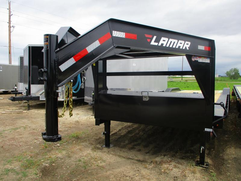2019 Lamar Trailers 102x32 Tandem Axle Heavy Duty Equipment Trailer