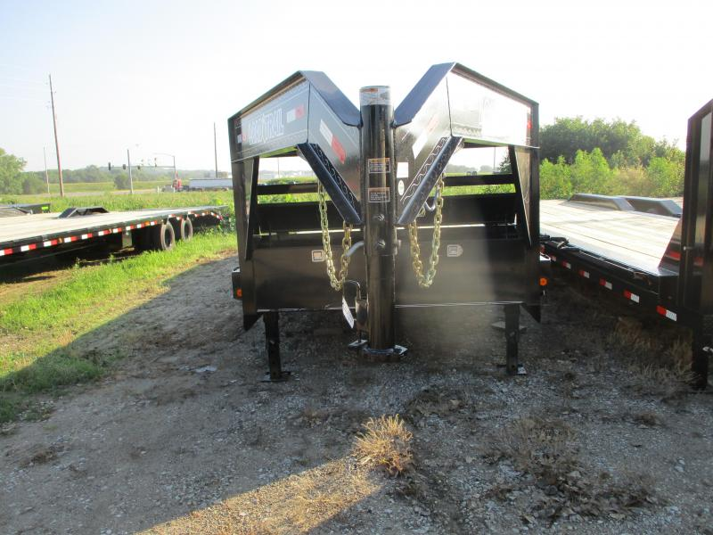 "2019 Load Trail 102"" x 36' Triple Axle Gooseneck Equipment Trailer"