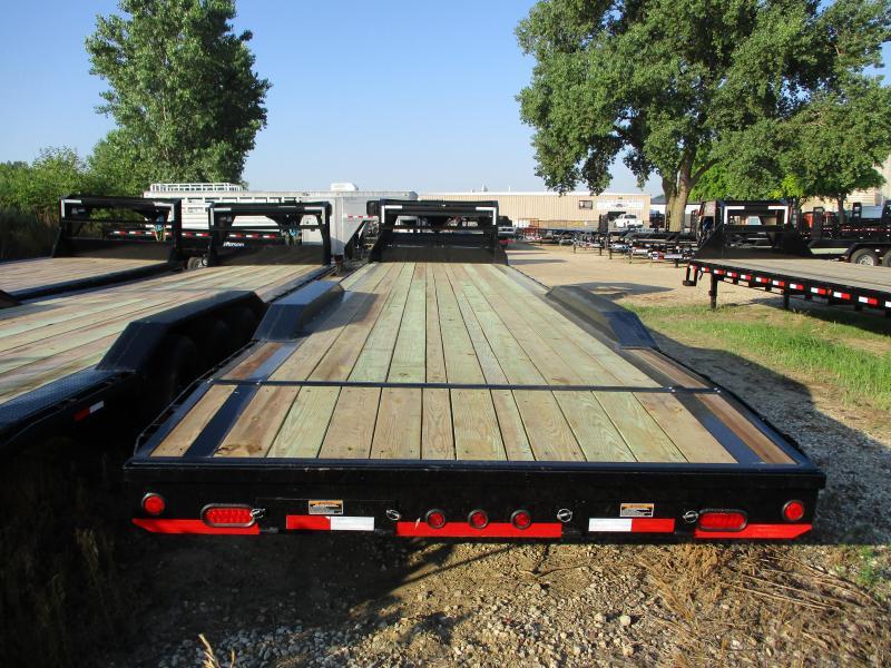 "2019 Load Trail 102"" x 36' Triple Axle Gooseneck Equipment Trailer"