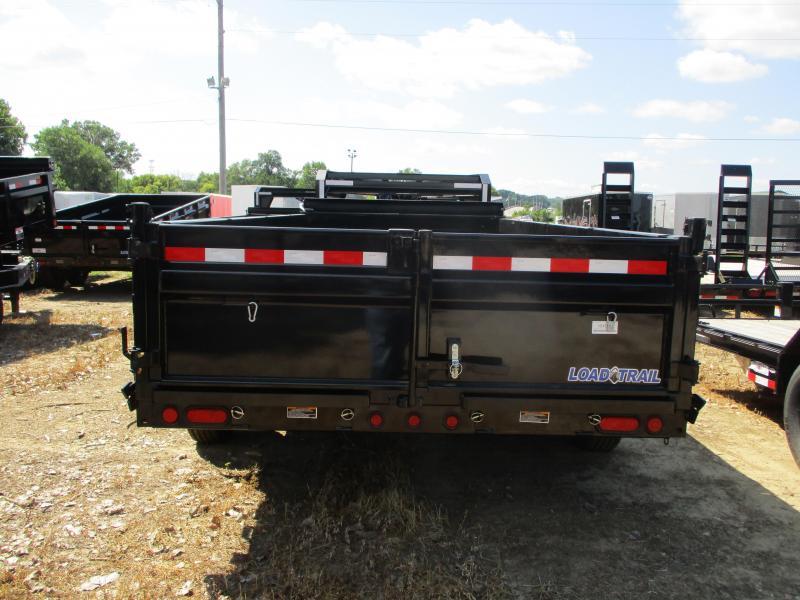 "2019 Load Trail 83"" x 16' Tandem Axle Gooseneck Dump Trailer"