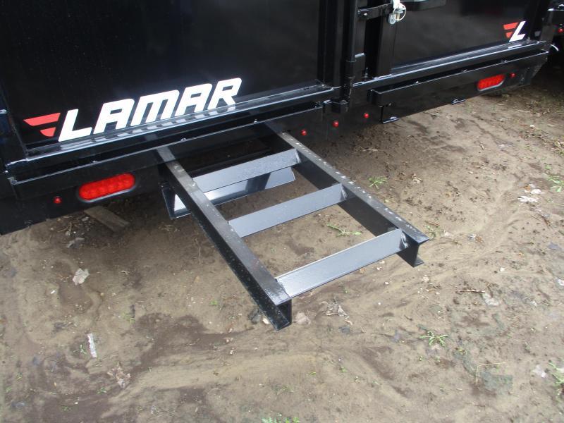 2019 Lamar Trailers 83x16 Tandem Axle Dump Trailer