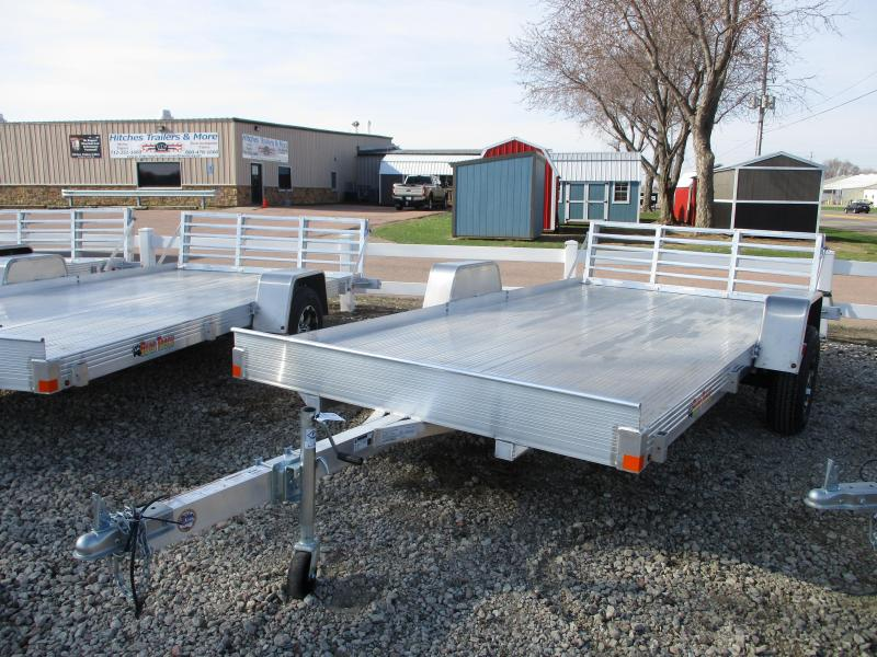 "2019 Bear Track 80""x14' Single Axle Utility Trailer"