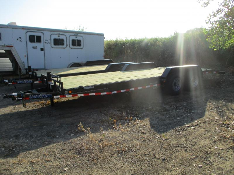"2019 Load Trail 83"" x 22' Tandem Axle Equipment Trailer"