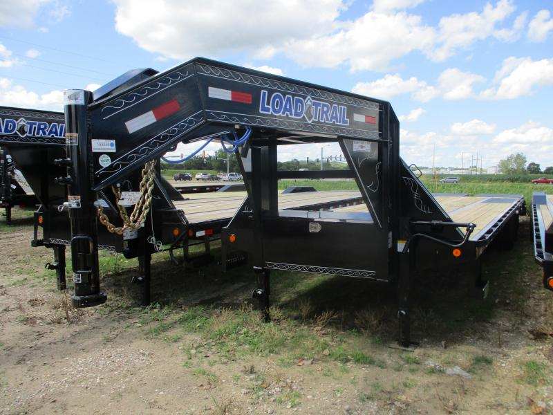 2019 Load Trail 102x32 Low Pro Gooseneck Flatbed Trailer