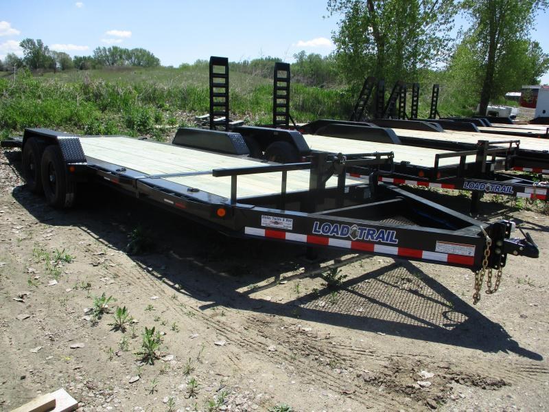 "2019 Load Trail 83""x20 Tandem Axle Tilt-N-Go Trailer"