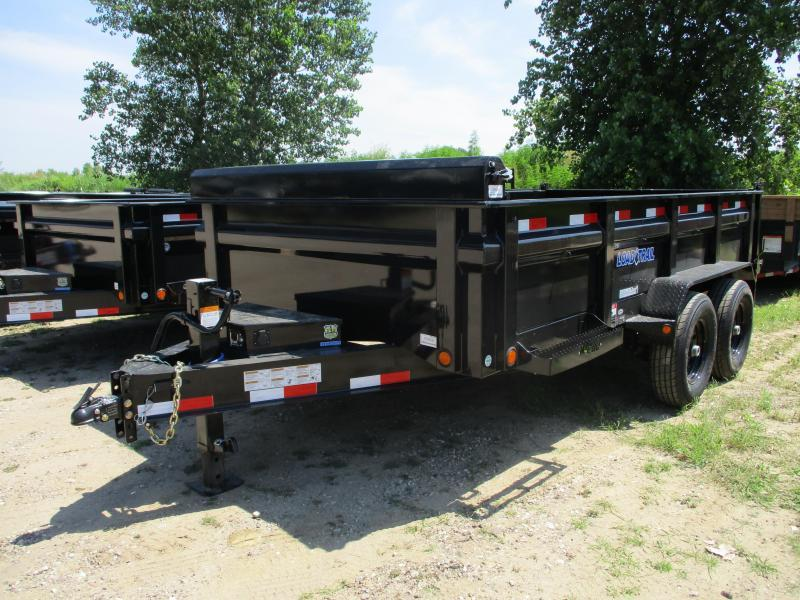 "2018 Load Trail 83""X14' Tandem Axle Dump Trailer"