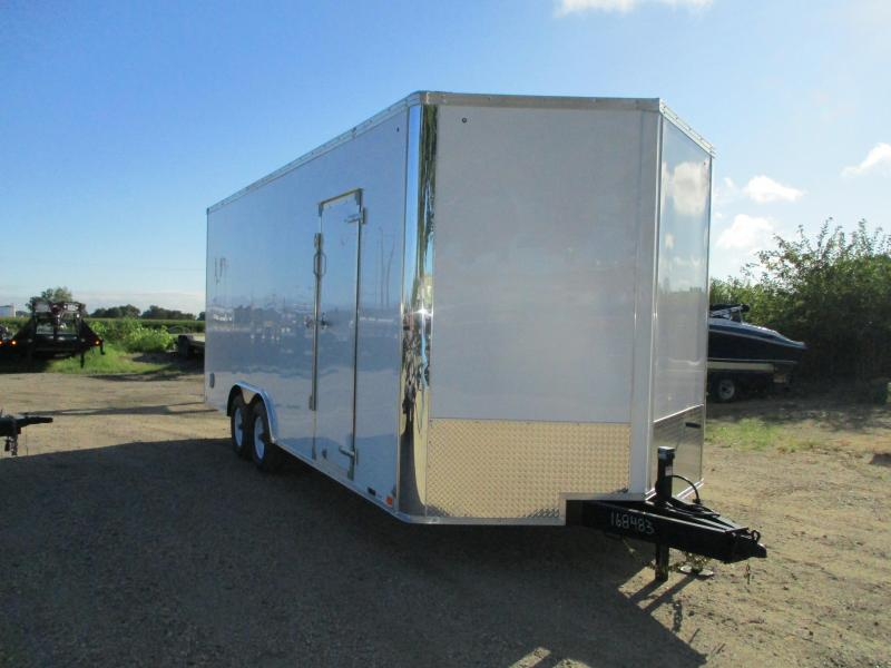 2020 United Trailers 8.5x20 Tandem Axle Enclosed Cargo Trailer