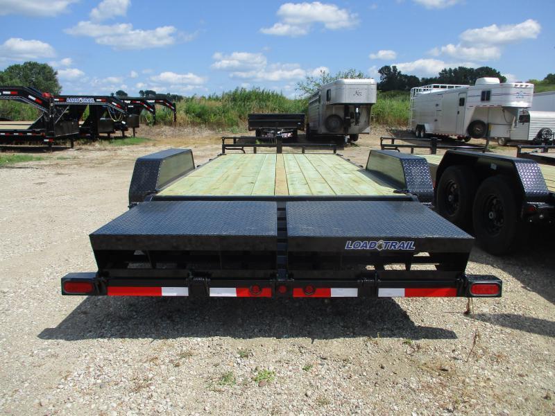 "2020 Load Trail 83"" x 20' Tandem Axle Equipment Trailer"