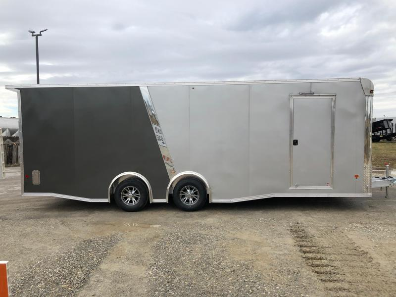 2018 EZ Hauler  8X24 Car / Racing Trailer