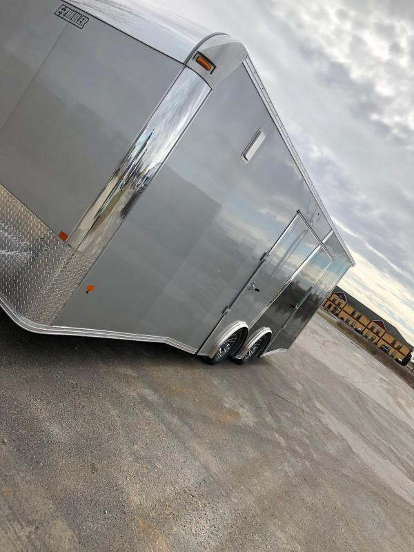 2018 E-Z Loader Trailers EZEC 8X24 CH Car / Racing Trailer