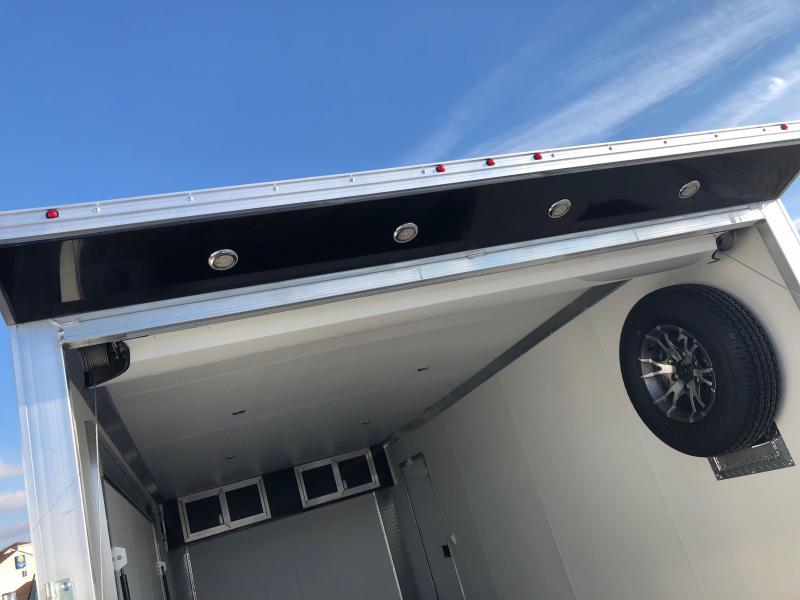 2018 E-Z Loader Trailers EZEC 8x20 CH Car / Racing Trailer