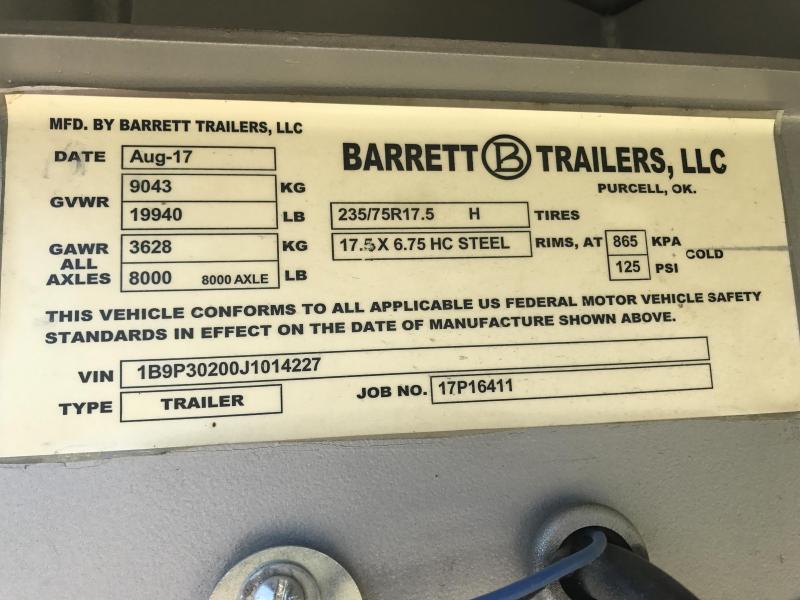 2018 Barrett SSGN-307066