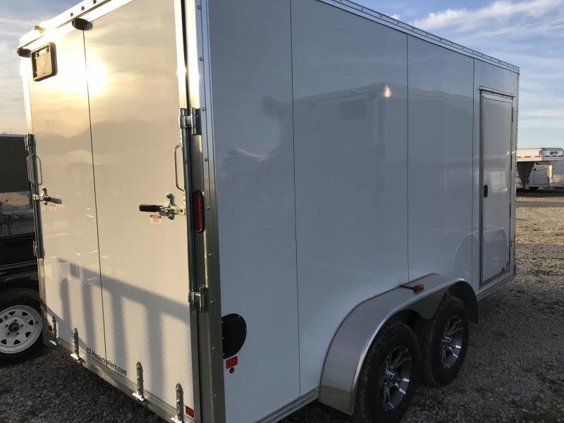 Price Reduced! 2018 EZ HAULER7X14 Enclosed Cargo Trailer