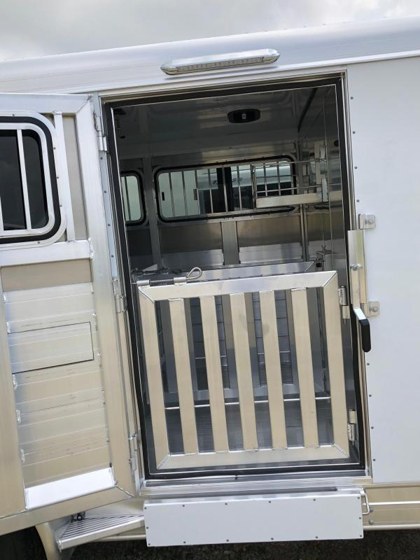 Price Reduced! 2019 Exiss Trailers 716W Livestock Trailer